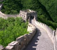 Trans-Siberian Moscow to Beijing Tours 2017 - 2018 -  Great Wall at Mutianyu