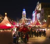 Christmas Markets of Germany Tours 2017 - 2018 -  Christmas Market at Gendarmenmarkt