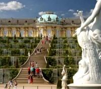 Berlin, Dresden & Prague Signature Tours 2017 - 2018 -  Sanssouci Palace