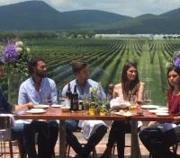 Romance in Mexico Tours 2018 - 2019 -  Bodegas de Cote Vineyard