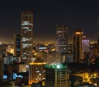 Colombia - History, Jungle and Beach Tours 2019 - 2020 -  Bogota at Night