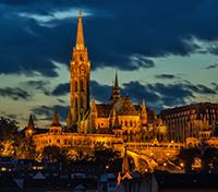 Budapest, Vienna, Prague Signature Tours 2019 - 2020 -  Saint Matthias Church