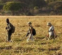 Kenya Active Adventure Tours 2019 - 2020 -  Bush walk safari
