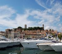France Grand Tour Tours 2017 - 2018 -  Cannes Harbor