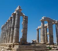 Greece & Turkey Highlights Tours 2019 - 2020 -  Temple of Poseidon at Cape Sounion