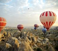 Magical Turkey Family Adventure  Tours 2017 - 2018 -  Hot Air Balloons