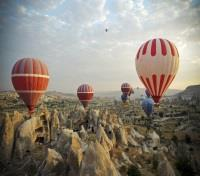 Greece & Turkey Highlights Tours 2019 - 2020 -  Hot Air Balloon