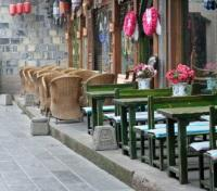 Luxury China & Tibet Exclusive Tours 2020 - 2021 -  Outdoor Restaurant