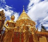 Thailand & Cambodia Highlights Tours 2020 - 2021 -  Wat Prathat Doi Suthep Temple