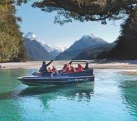 New Zealand: Tip to Tip  Tours 2020 - 2021 -  Jet Boating