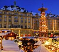 Christmas Markets of Germany Tours 2018 - 2019 -  Striezelmarkt