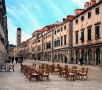 Croatia Active Adventure Tours 2019 - 2020 -  Stradun