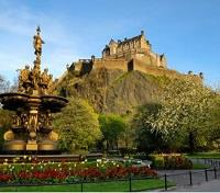 Castles of Scotland Tours 2017 - 2018 -  Edinburgh Castle