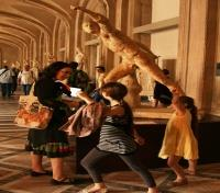 France Family Fun Tours 2017 - 2018 -  Louvre