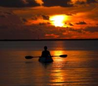 Australia Family Adventure Tours 2017 - 2018 -  Evening Kayaking