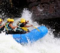 New Zealand Family Tours 2017 - 2018 -  Rafting