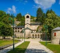 Montenegro Highlights Tours 2019 - 2020 -  Cetinje Monastery