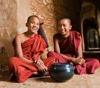 Thailand & Cambodia Highlights Tours 2020 - 2021 -  Cambodian Monks
