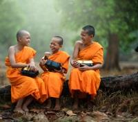 Vietnam & Cambodia Signature Tours 2019 - 2020 -  Novice Monks
