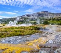 Iceland & South Greenland Explorer Tours 2019 - 2020 -  Geyser Geothermal Area