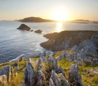 Ring of Kerry & Southern Sights Tours 2019 - 2020 -  Blasket Islands at Slea Head