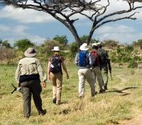 Zambia Signature Tours 2017 - 2018 -  Picturesque Guided Walk