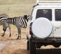 Kenya & Tanzania Game Tracker Tours 2017 - 2018 -  Private Game Vehicle