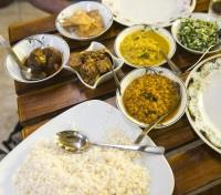 Sri Lanka Signature Tours 2019 - 2020 -  Sri Lankan Meal