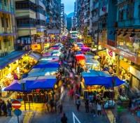 Culinary China Tours 2019 - 2020 -  Kowloon Night Market