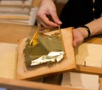 Japan: Temples, Gardens & Art Tours 2019 - 2020 -  Kanazawa Traditional Crafts (Gold Leaf)
