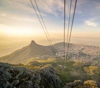 Big 5 of Land & Sea Tours 2019 - 2020 -  View from Table Mountain
