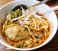 Vietnam, Cambodia & Thailand Signature Tours 2019 - 2020 -  Khao Soi with Chicken