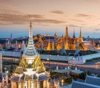 Singapore to Bangkok by Eastern & Oriental Tours 2017 - 2018 -  Grand Palace & Wat Phra Keaw