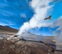 Peru, Bolivia and the Atacama Desert Tours 2019 - 2020 -  Atacama Geyser