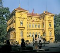 Northern Mountains & Southern Islands Tours 2019 - 2020 -  Hanoi Presidential Palace
