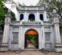 National Geographic Award Winning Vietnam For the Family Tours 2017 - 2018 -  Temple of Literature