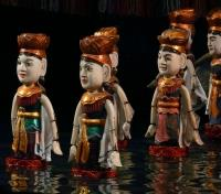Southeast Asia Grand Journey Tours 2019 - 2020 -  Water Puppets