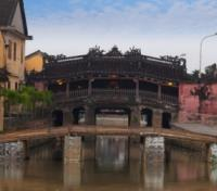 Vietnam, Cambodia & Thailand Signature  Tours 2017 - 2018 -  Japanese Covered Bridge