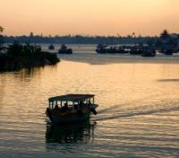 Southeast Asia Grand Journey Tours 2019 - 2020 -  Thu Bon River at Sunset