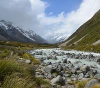 New Zealand: Tip to Tip  Tours 2020 - 2021 -  Hooker Valley