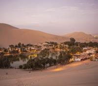 Machu Picchu & Pacific Coast Active Adventure Tours 2019 - 2020 -  Huacachina Oasis