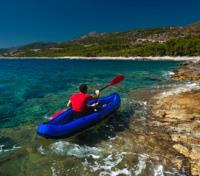 Croatia Explorer Tours 2018 - 2019 -  Kayaking in Hvar