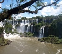 Brazil Signature Tours 2020 - 2021 -  Argentine Side of Iguassu Park