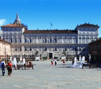 Indulgent Italy Tours 2019 - 2020 -  Royal Palace at Piazza Castello