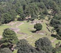 Guatemala Honeymoon Tours 2019 - 2020 -  Iximche from the Sky
