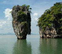 Southeast Asia Grand Journey Tours 2019 - 2020 -  James Bond Island in Phang Nga Bay