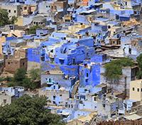 Treasures of India with Pushkar Tours 2019 - 2020 -  Blue City