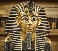Treasures of the Egyptian Nile Tours 2018 - 2019 -  King Tut's mask