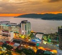 Singapore & Borneo Signature Tours 2019 - 2020 -  Kota Kinabalu Sunset