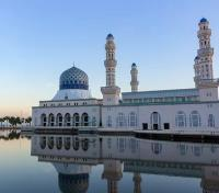 Singapore & Borneo Signature Tours 2019 - 2020 -  City Mosque